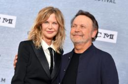Meg Ryan e Billy Crystal