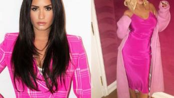 Demi Lovato e Christina Aguilera in foto postate su Instagram
