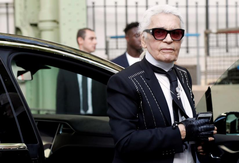 Karl Lagerfeld si schiera contro #MeToo