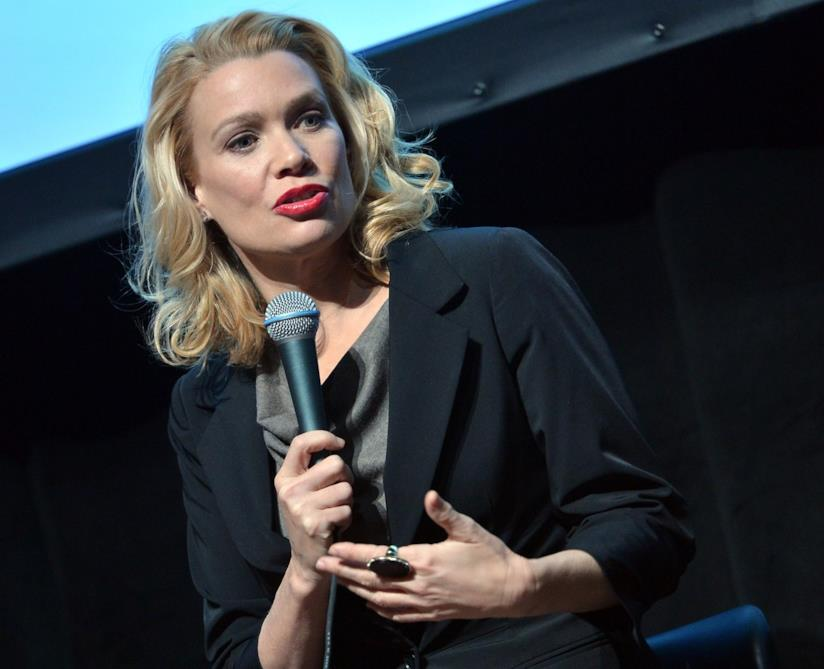 L'attrice Laurie Holden