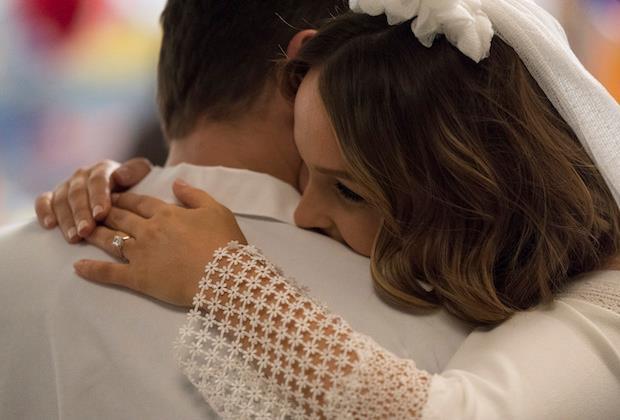 Grey's Anatomy 14: le nozze di Alex Karev e Jo Wilson nel finale di stagione