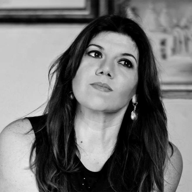 Gabriella Genisi autrice della serie su Lolita Lobosco