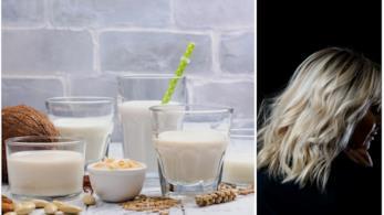 Toasted Coconut, collage tra latte di cocco e capelli biondi
