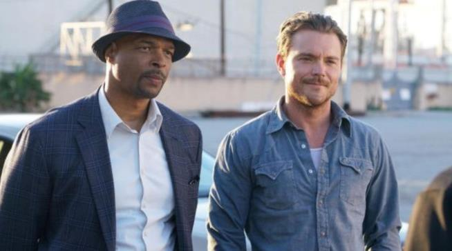 Clayne Crawford in Lethal Weapon