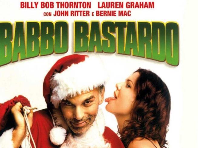 Una immagine dal film Babbo Bastardo di Terry Zwigoff
