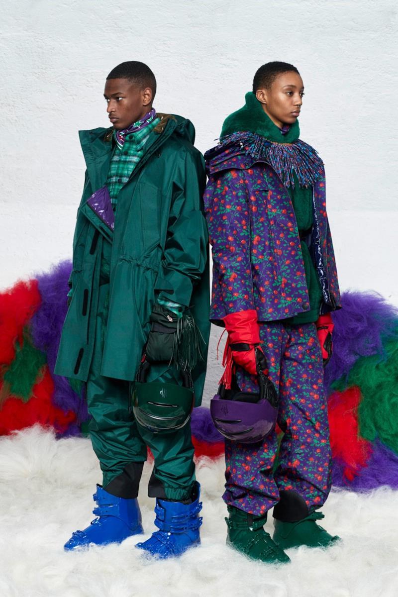 Sfilata MONCLER Collezione Donna Autunno Inverno 19/20 Milano - 89