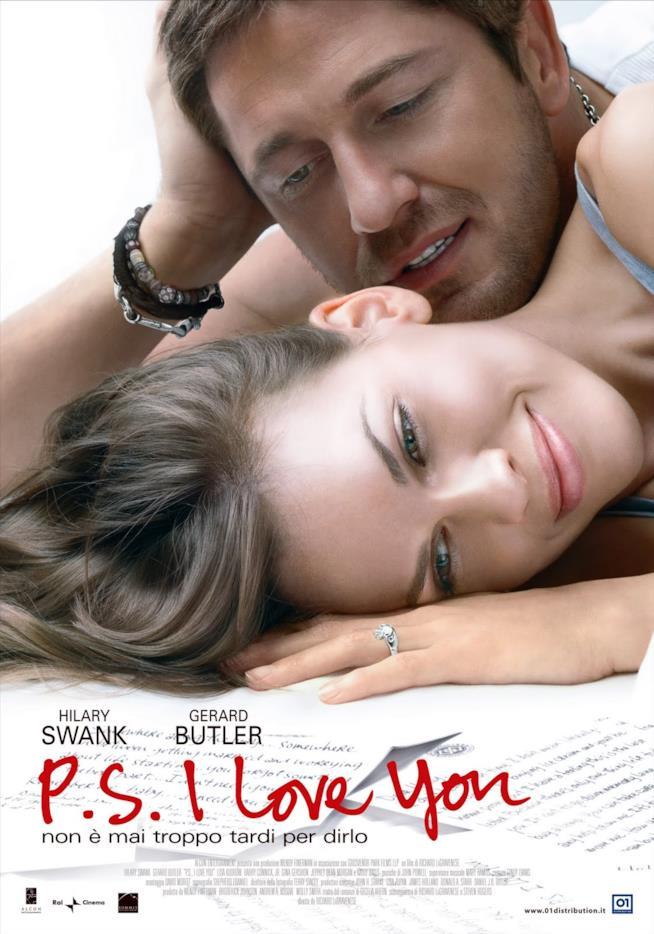 Poster del film con gli attori protagonisti