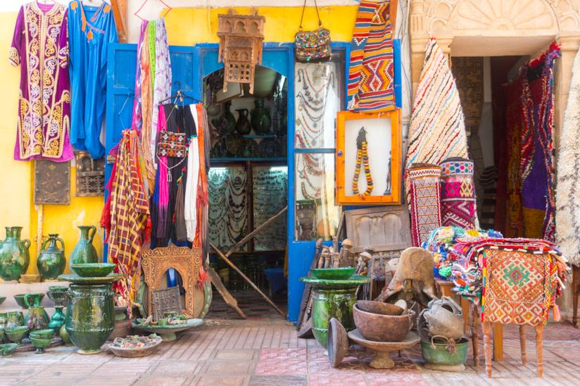 Medina e mercati