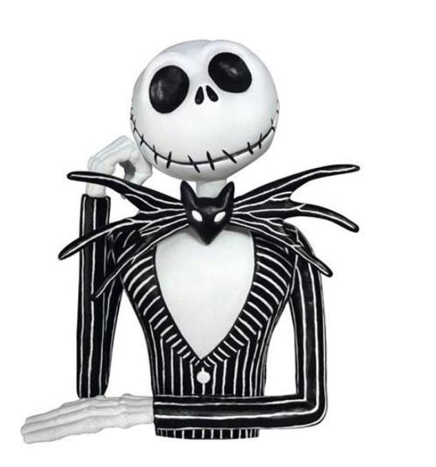 Jack Skeletron in primo piano