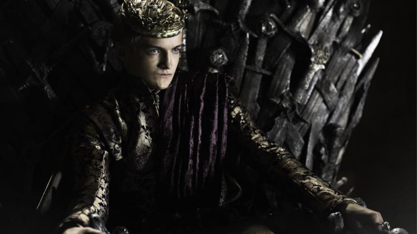 Joffrey sul trono