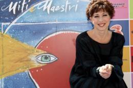 Veronica Pivetti al Giffoni Film Festival