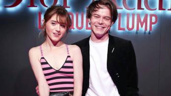 Charlie Heaton e Natalia Dyer