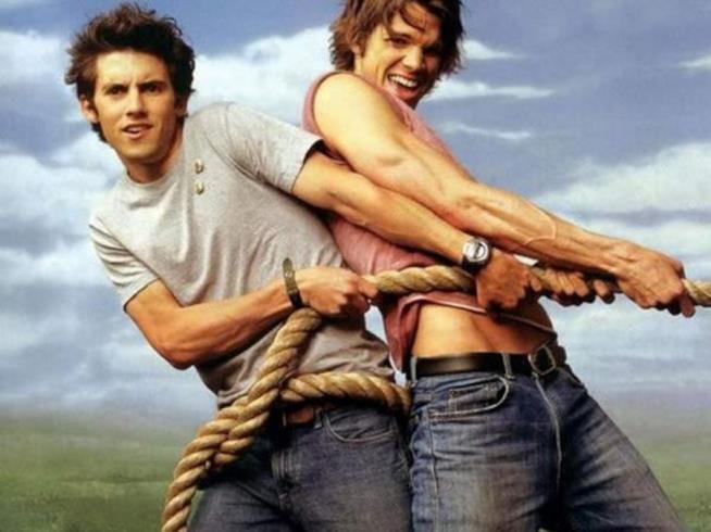 Milo Ventimiglia e Jared Padalecki in Gilmore Girls