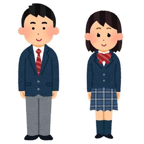 Uniformi scolastiche per ragazzo e ragazza