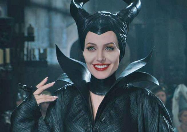 Angelina Jolie è Maleficent