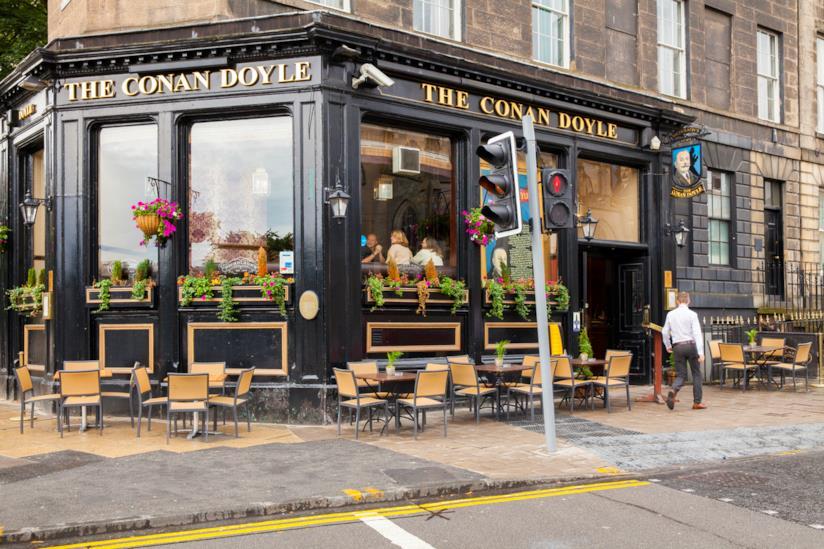 Pub The Conan Doyle
