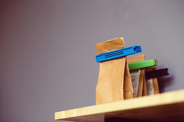 sacchetto di carta