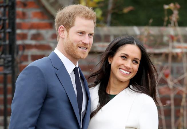 Dopo le nozze, i due sposi prenderanno nuovi titoli nobiliari