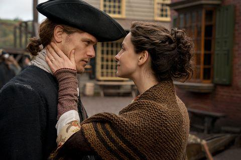 Un'immagine da Outlander