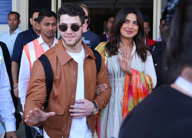 Priyanka Chopra e Nick Jonas si sono sposati