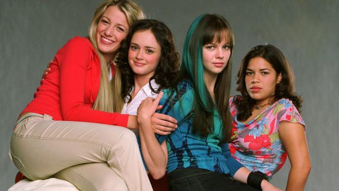 il cast di 4 amiche e un paio di jeans