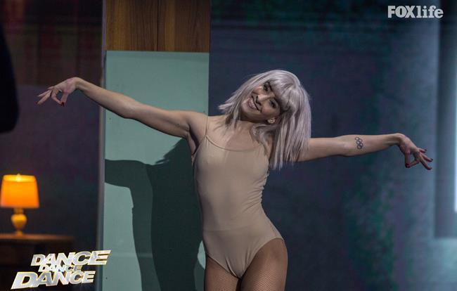 Carlotta, esibizione nel terzo serale di Dance Dance Dance 2