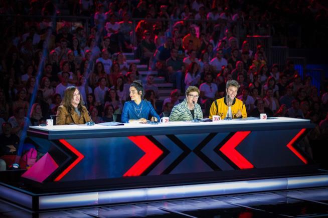 Giuria X Factor 2017
