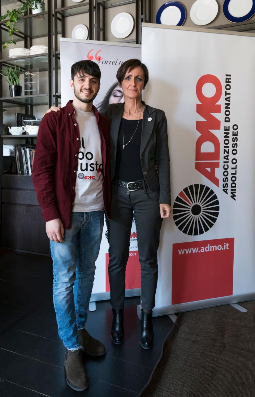 Rita Malavolta e Giacomo Ferrara