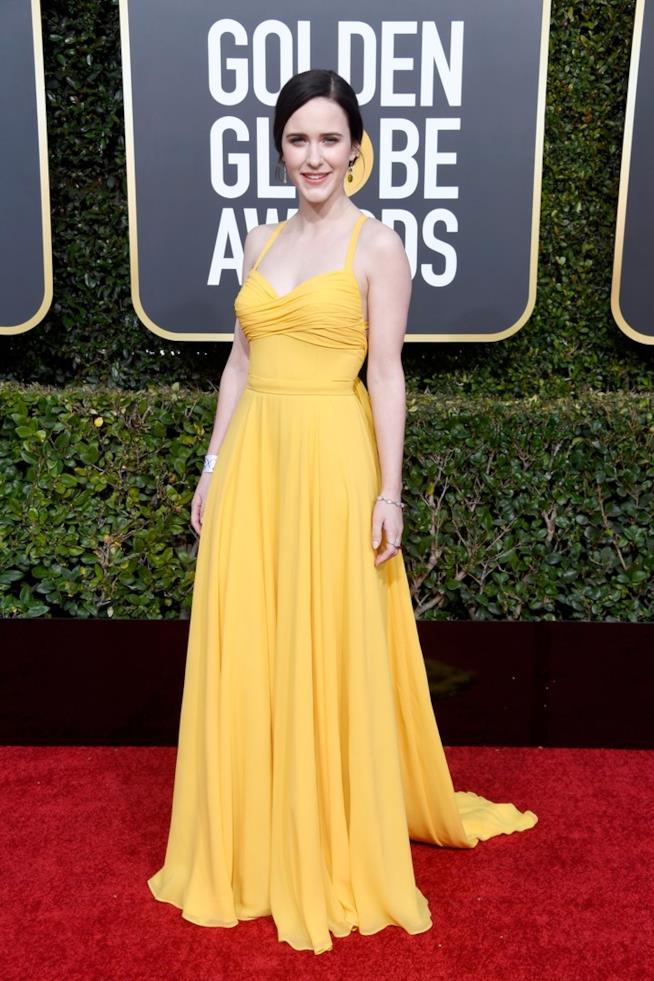 Rachel Brosnahan  ai Golden Globes