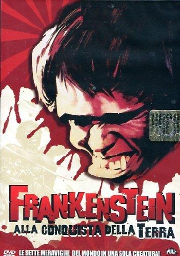 Frankenstein alla conquista della Terra