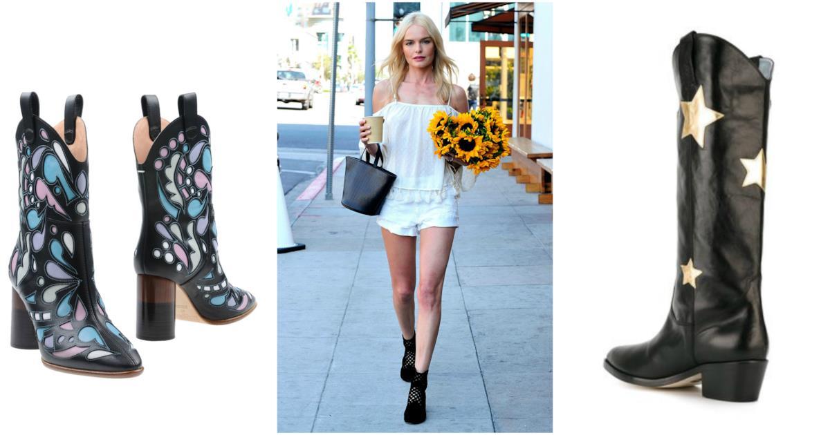 I camperos di Kate Bosworth sono le scarpe da avere per la primavera