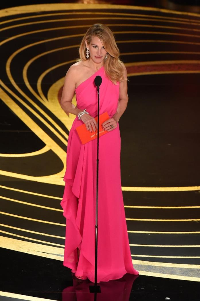 Julia Roberts agli Oscar 2019