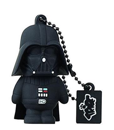 La penna USB a forma di Darth Vader