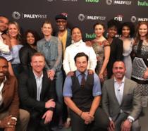Il cast di Grey's Anatomy al PaleyFest 2017