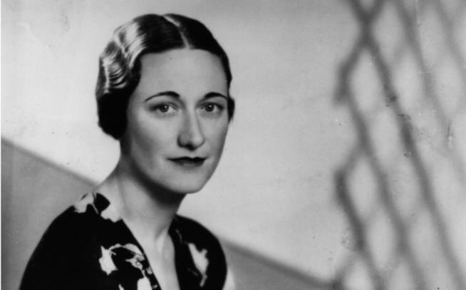 Un ritratto di Wallis Simpson