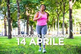 L'oroscopo del giorno di Domenica 14 Aprile