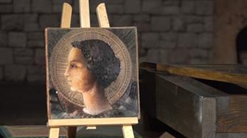 Il Museo Leonardo Da Vinci Experience ospita, in esclusiva mondiale, un'opera attribuita al genio to