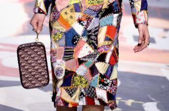 La collezione di Christian Dior A/I 2018-2019 è super colorata