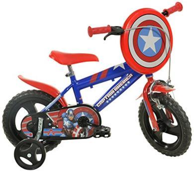 Bicicletta Capitan America