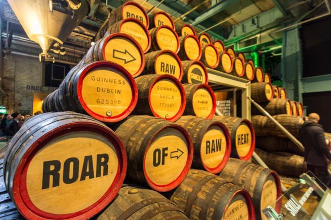 Guinness Storehouse,
