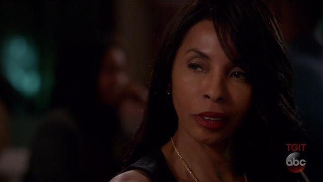 La madre di Olivia Pope in Scandal