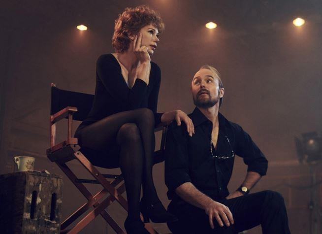 Un'immagine promozionale da Fosse/Verdon