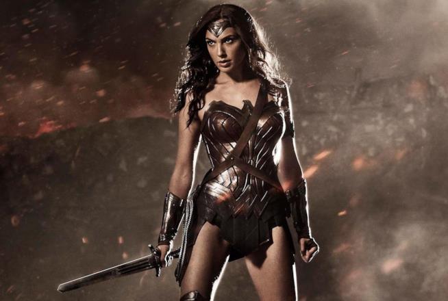 Una immagine di Wonder Woman, il film diretto da Patty Jenkins nel 2017