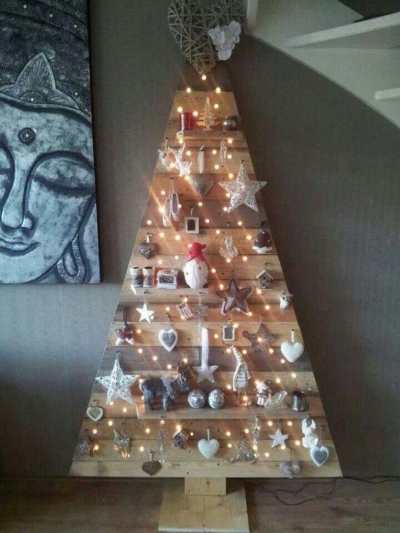 Albero di Natale eccentrico