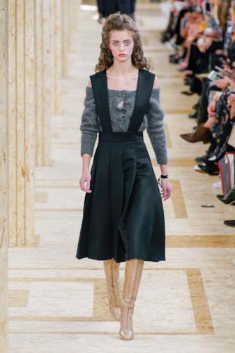 Sfilata MIU MIU Collezione Donna Primavera Estate 2020 Parigi - _DAN0017