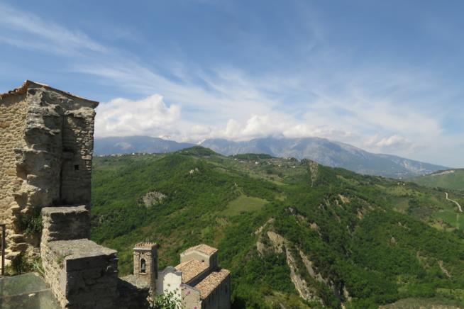 Castello roccascalegna