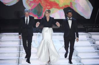 I conduttori di Sanremo 2018 nella terza serata