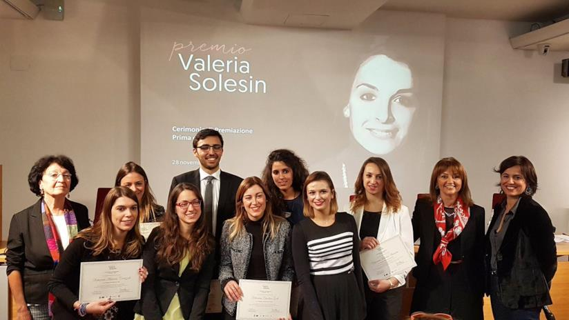 Il premio Valeria Solesin