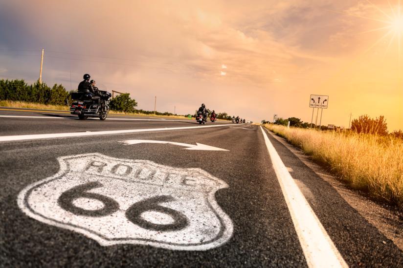 I viaggi negli USA in moto tra i più cliccati del 2018