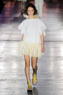 Sfilata ALBERTA FERRETTI Collezione Donna Primavera Estate 2019 Milano - 19